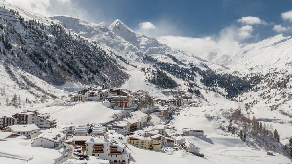 Obergurgl-Hochgurgl Tirol