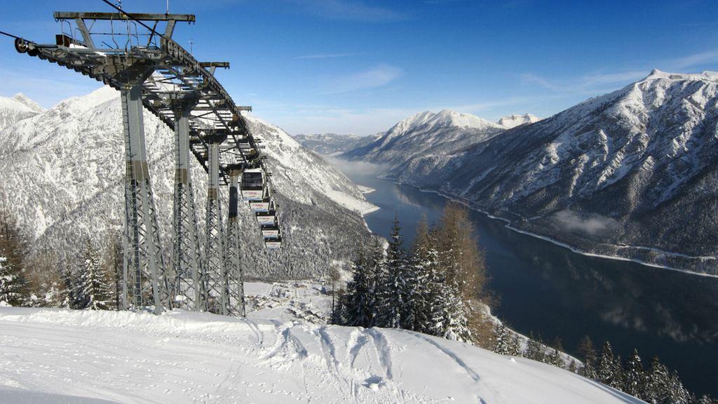 Pertisau am Achensee Tirol