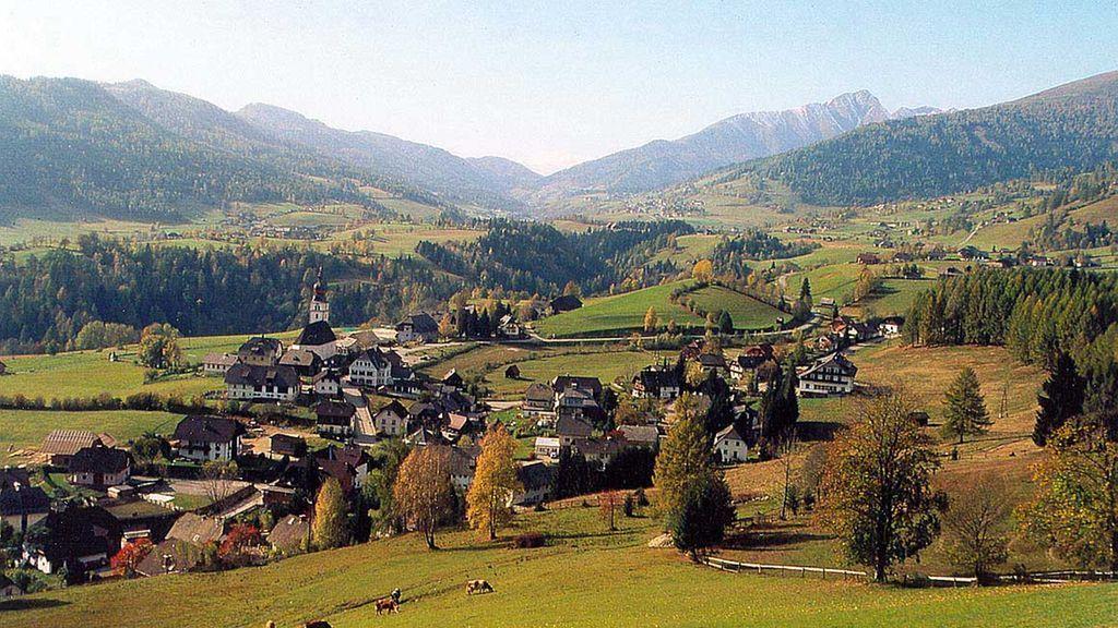 Verband Krakautal Bild der Karte - Krakautal Steiermark