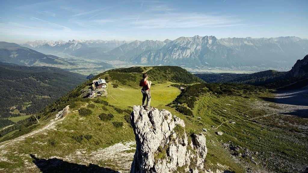 Axamer Lizum - © Innsbruck Tourismus