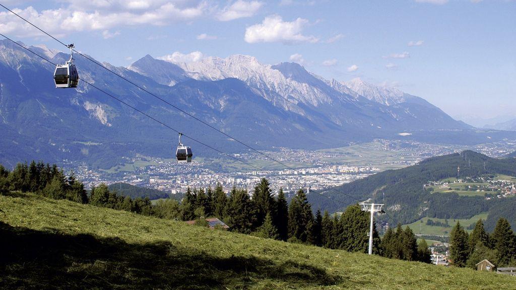 Muttereralmbahn - © Innsbruck Tourismus