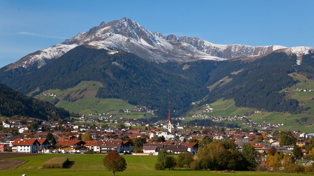 Blick auf Axams - © Innsbruck Tourismus
