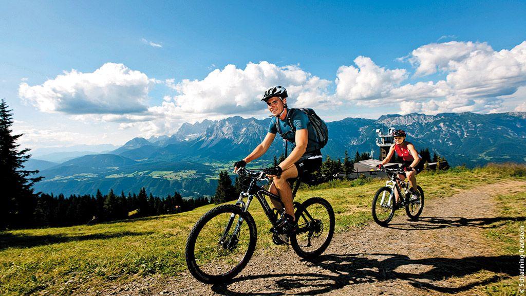 Mountainbiketour - Region Schladming - Dachstein Steiermark