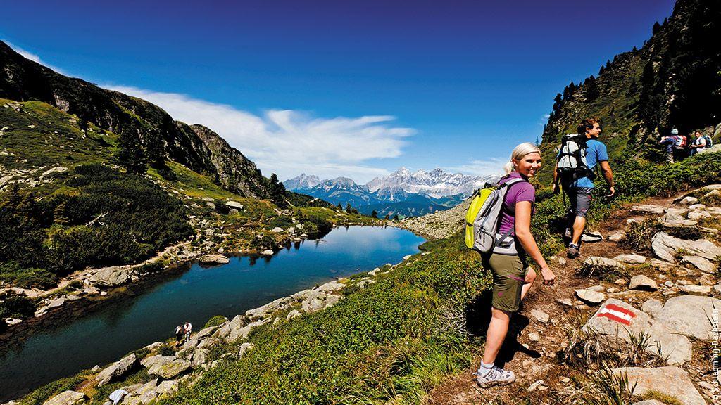Wanderung - Region Schladming - Dachstein Steiermark