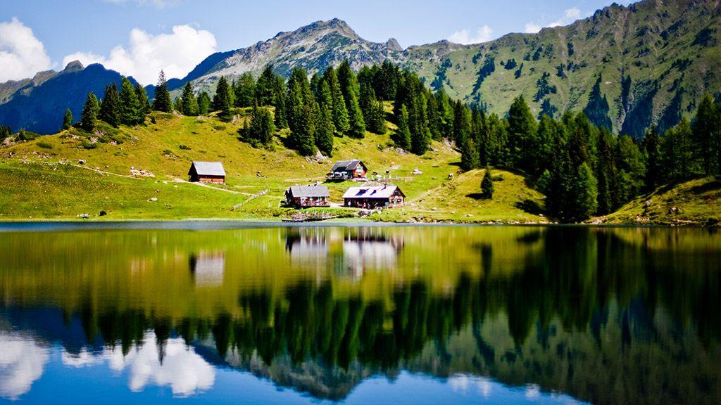 Duisitzkarsee - Regiunea  Schladming  -  Dachstein Styria