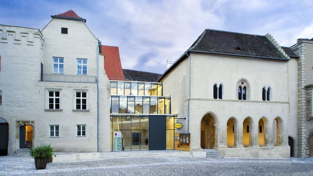 Gozzoburg © Stadt Krems/Höfinger