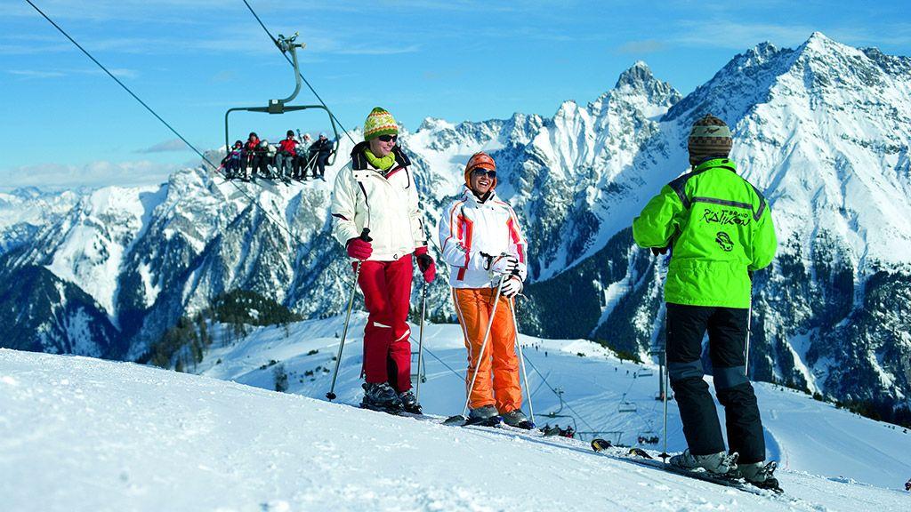 Skigebiet Brandnertal - © walser image/Vorarlberg Tourismus - Vorarlberg