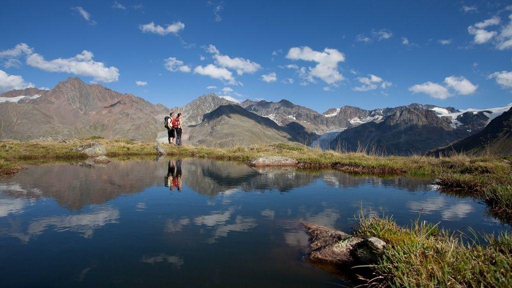 Wandern im Kaunertal - Copyright: TVB Tiroler Oberland