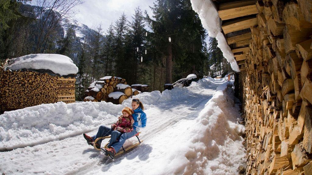 Rodelbahn in Feichten - Copyright: TVB Tiroler Oberland/Martin Lugger