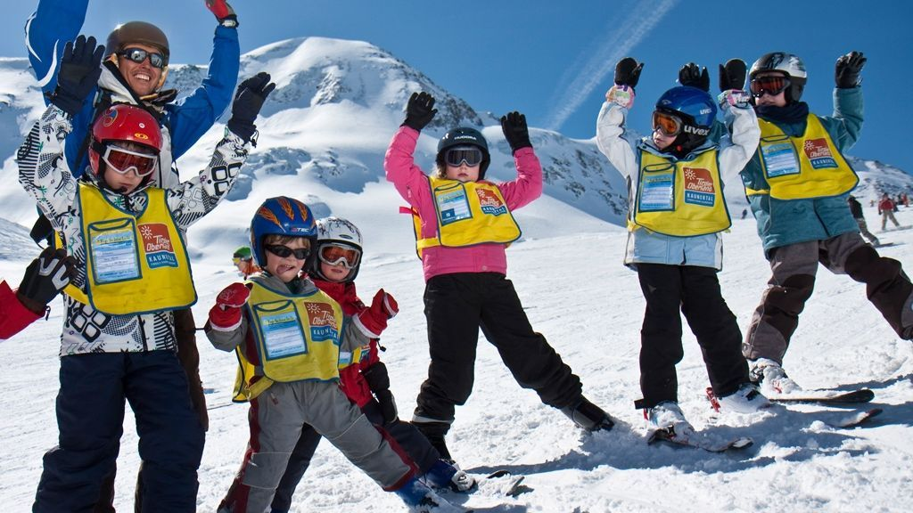 Kaunertaler Skischule - Copyright: TVB Tiroler Oberland/Daniel Zangerl