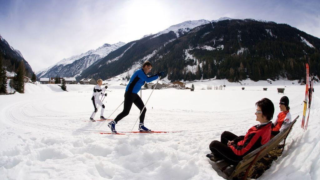 beste Langlaufbedingungen im Kaunertal - Copyright: TVB Tiroler Oberland/Martin Lugger