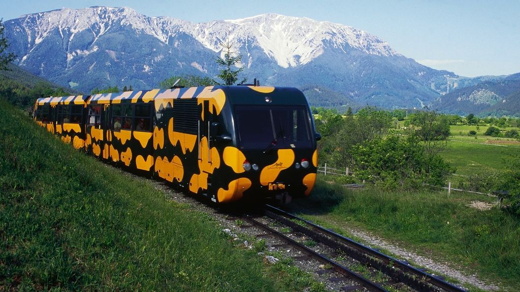 Schneebergbahn - Foto: Österreich Werbung / Diejun
