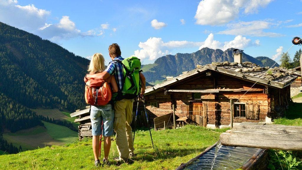Wandern im Alpbachtal - Copyright:Alpbachtal Seenland Tourismus