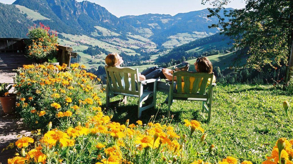 Garten Eden im Alpbachtal - Copyright:Alpbachtal Seenland Tourismus