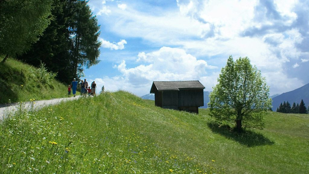 Panoramawanderweg - Copyright:Alpbachtal Seenland Tourismus