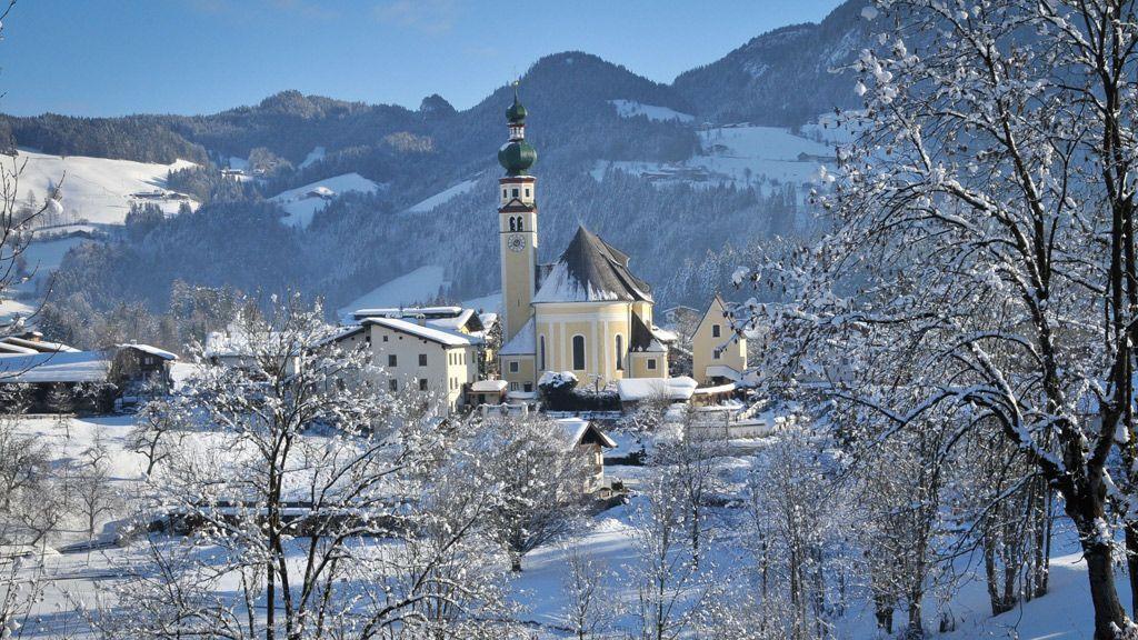 Reith im Winter - Copyright:Alpbachtal Seenland Tourismus
