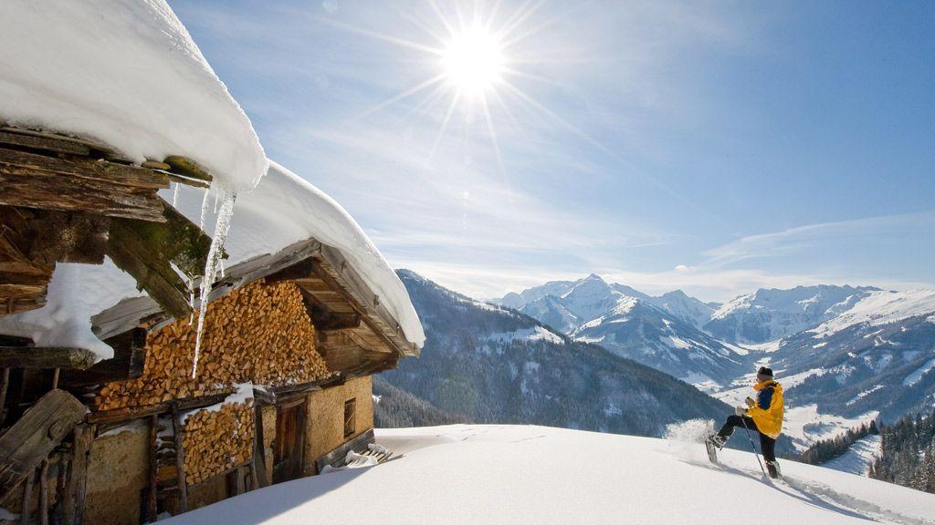 Schneeschuhtour im Alpbachtal - Copyright:Alpbachtal Seenland Tourismus