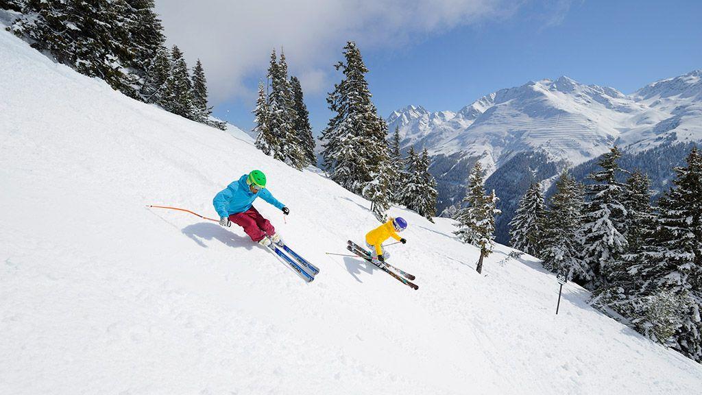 Skifahrer - © Tirol Werbung/Josef Mallaun - Tirol