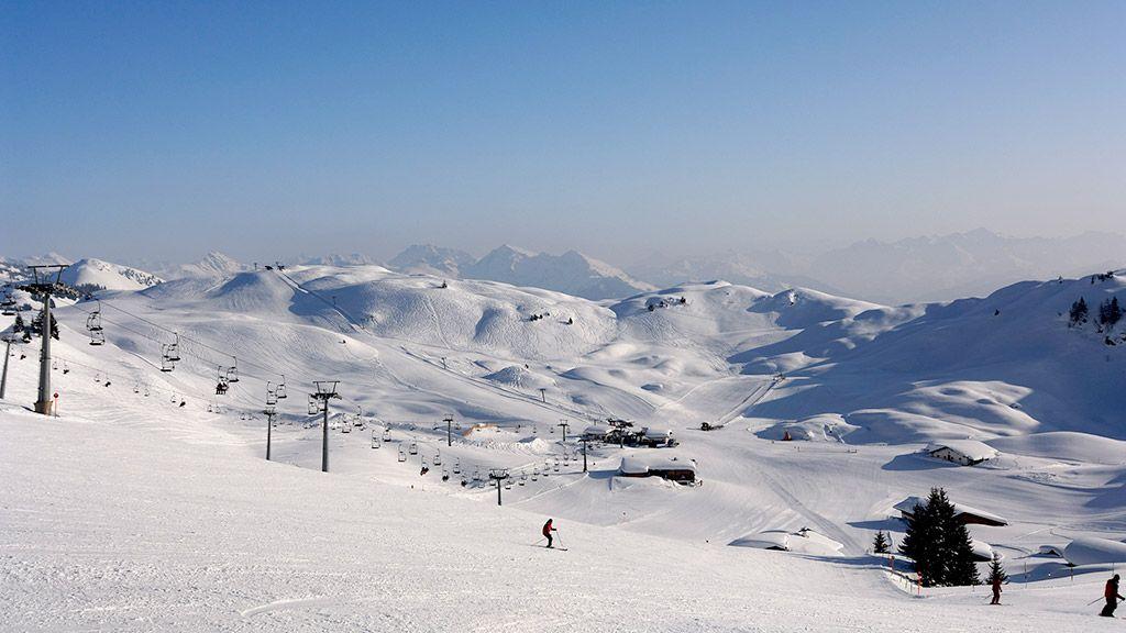 Skigebiet Kitzbüheler Horn - © Tirol Werbung/Wolfgang Ehn - Tirol