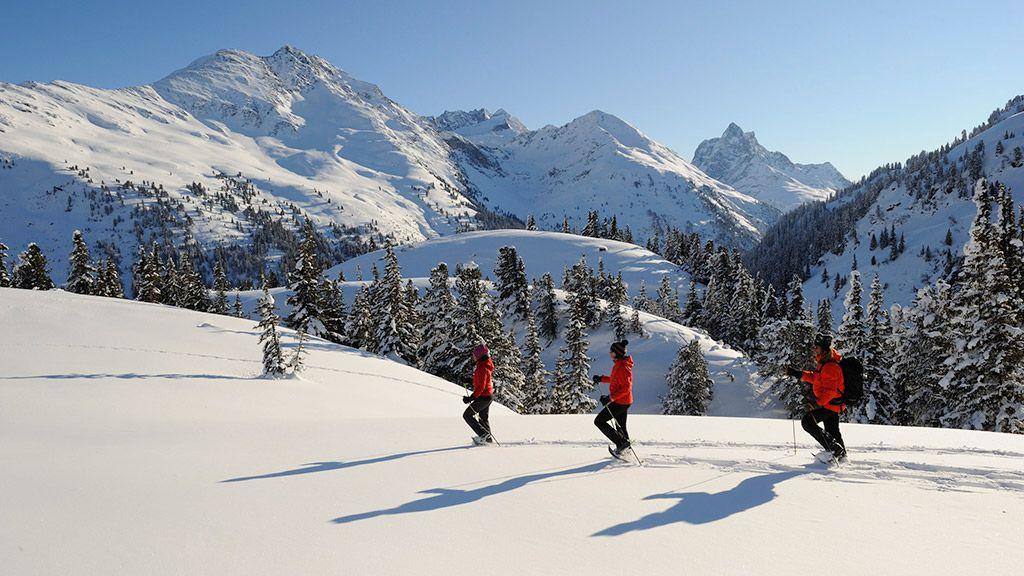 Schneeschuhwandern - © Tirol Werbung/Josef Mallaun - Tirol