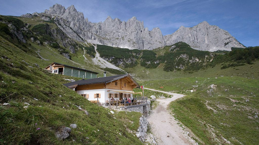 Bergsommer in Tirol © Tirol Werbung/Maren Krings - Tirol