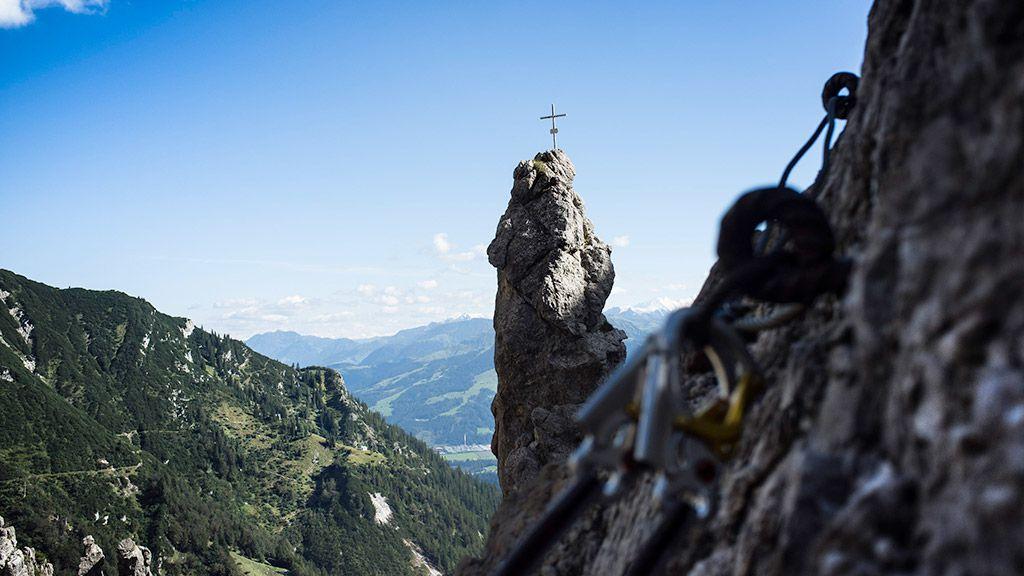 Klettern - © Tirol Werbung/Martina Wiedenhofer - Tirol