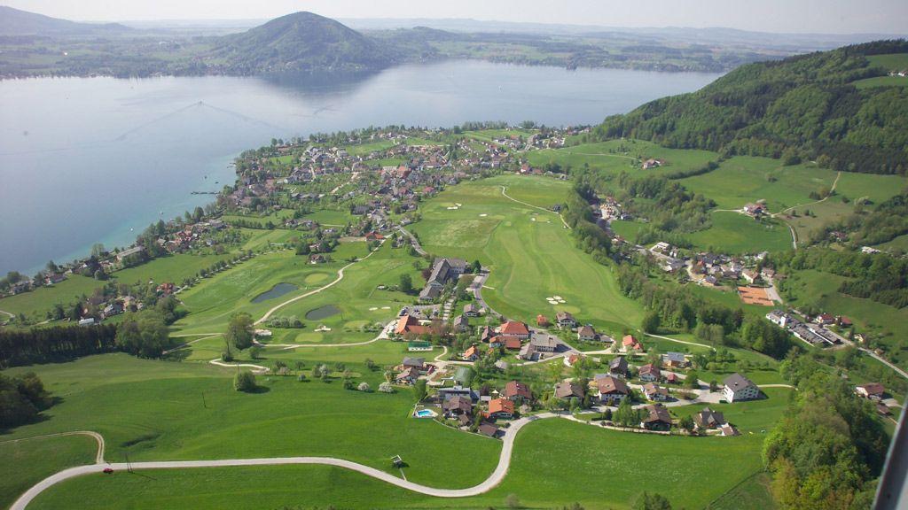 Blick Richtung Buchberg - Foto: Tourismusverband der Ferienregion Attersee-Salzkammergut