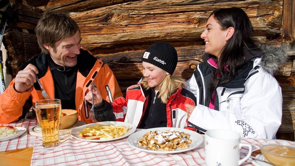 Hütteneinkejr Skiregion Dachstein West - Foto: OÖ Tourismus