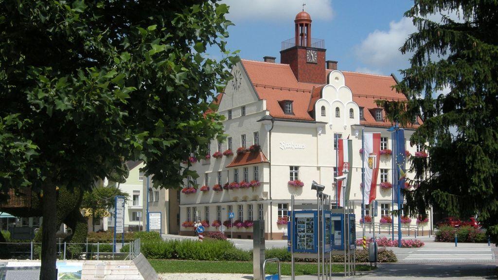 Rathausplatz - Foto: Vitalwelt Bad Schallerbach