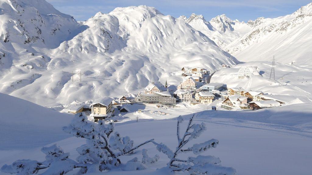St. Christoph am Arlberg - ein Wintermärchen - Bildnachweis: TVB St. Anton am Arlberg / Josef Mallaun