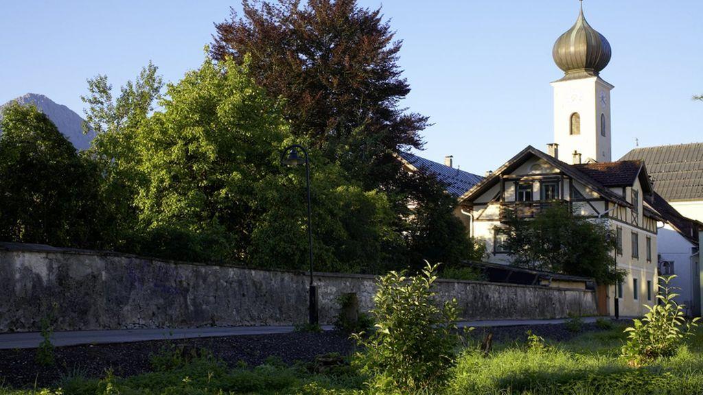 Die St. Anna Kirche in Reutte. - Reutte Tirol