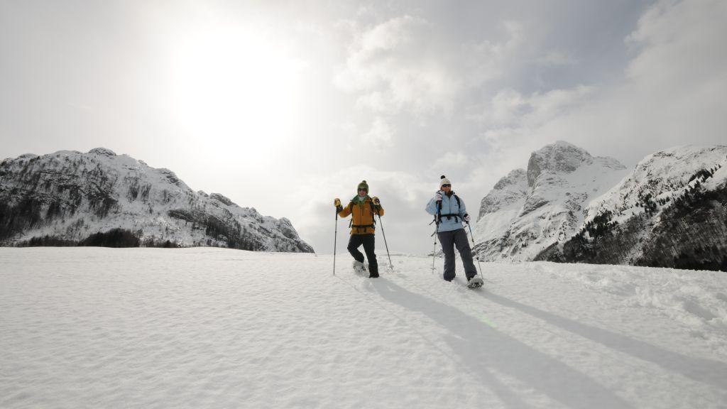 Schneeschuhwandern - Kaernten