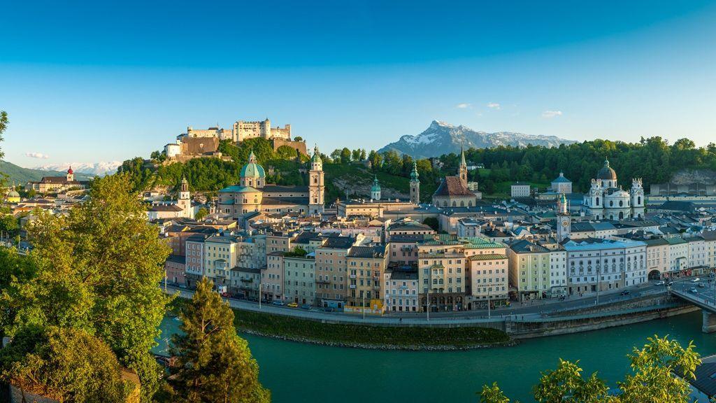 Salzburg - © Tourismus Salzburg