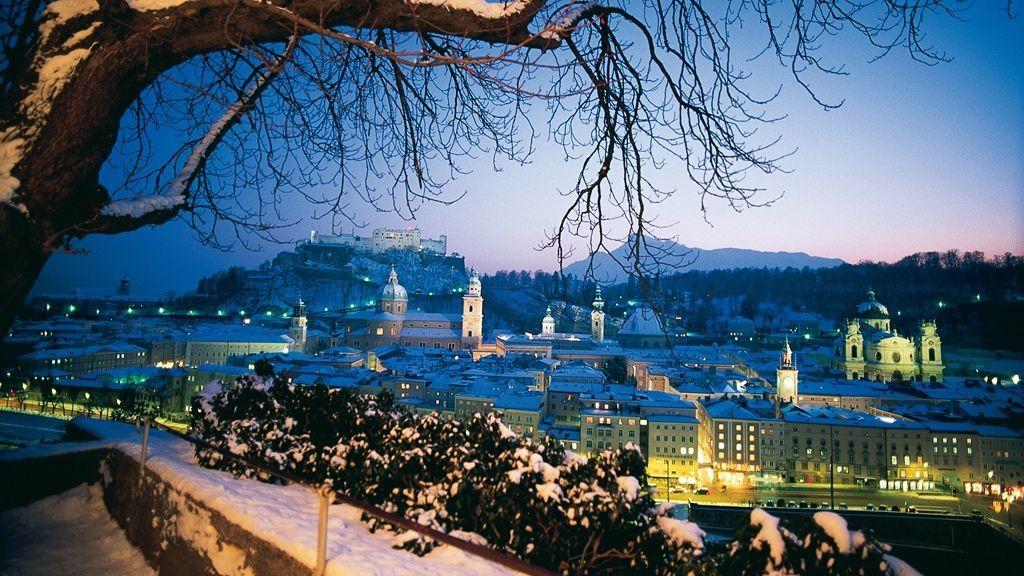 Abendstimmung in Salzburg - © Tourismus Salzburg