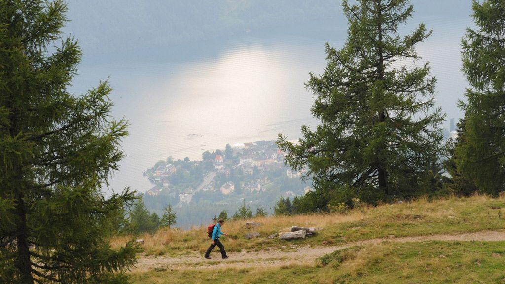 Landschaftsbild Millstätter See Höhensteig - © Kärnten Werbung, Fotograf: Rauschendorfer