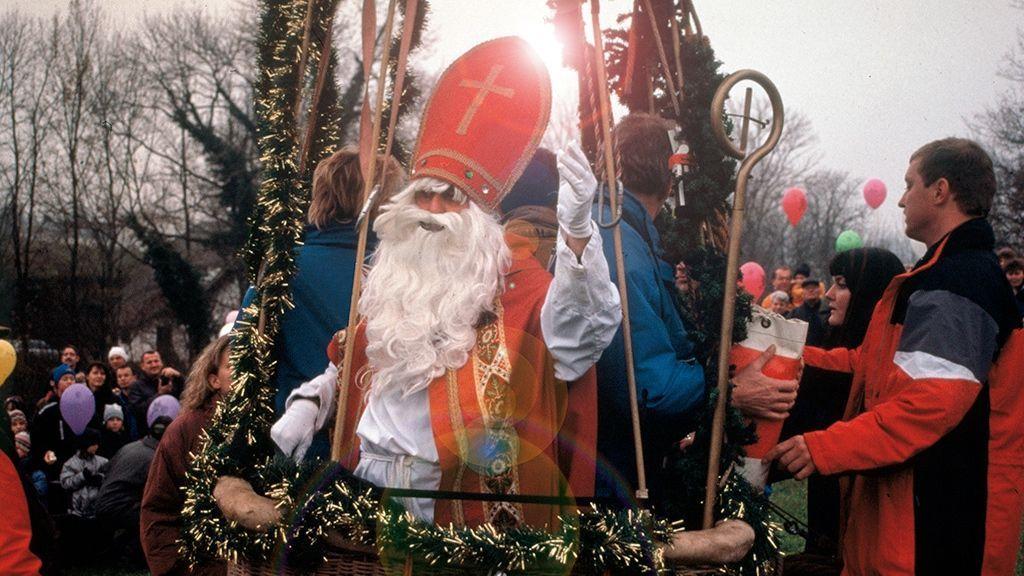 Nikolausballonstart - Foto: TVB Steyr