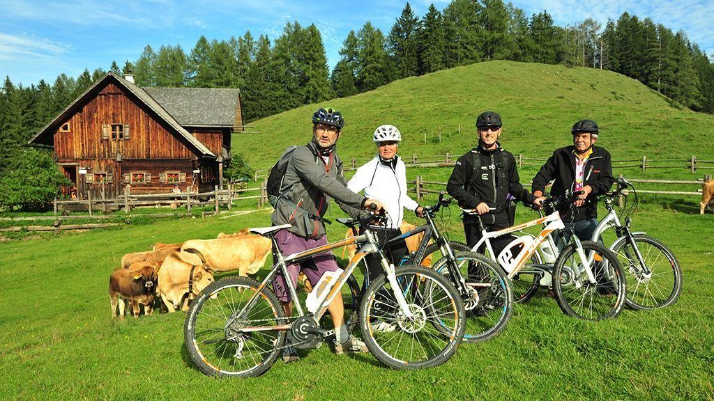 E-Biken im Nationalpark - Foto: e-mobility Steyr