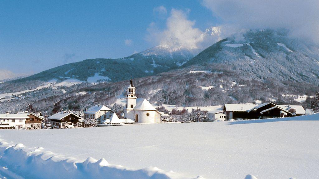 Schönberg im Stubaital - © TVB Stubai Tirol - Schoenberg  im  Stubaital Tirol