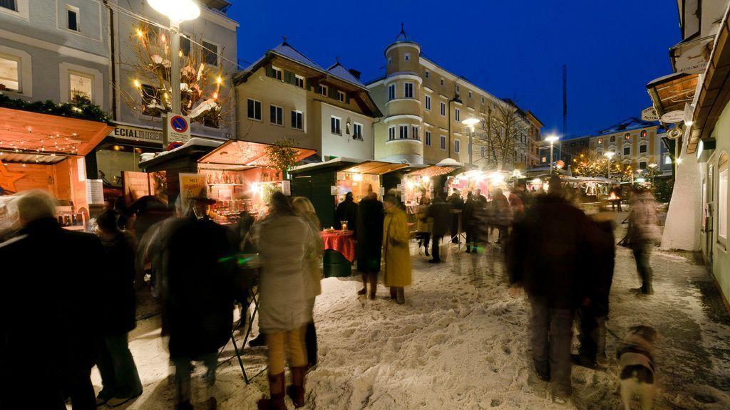 Adventmarkt in Gmunden -  © MTV Ferienregion Traunsee