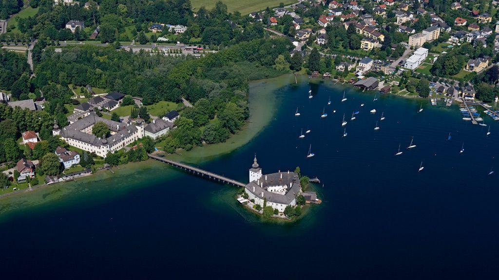 Schloss Ort - © Ferienregion Traunsee