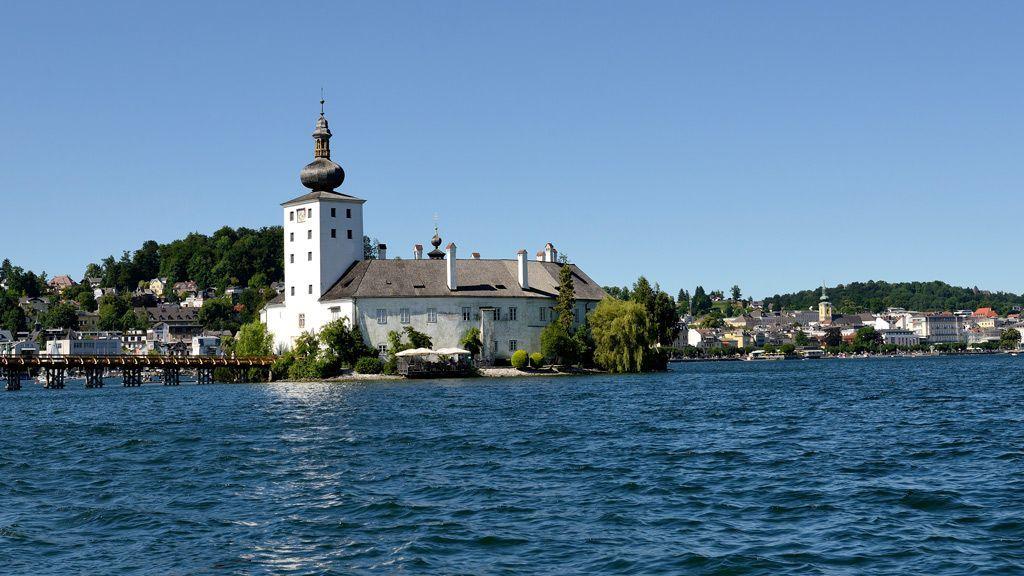 Schloss Ort - © MTV Ferienregion Traunsee