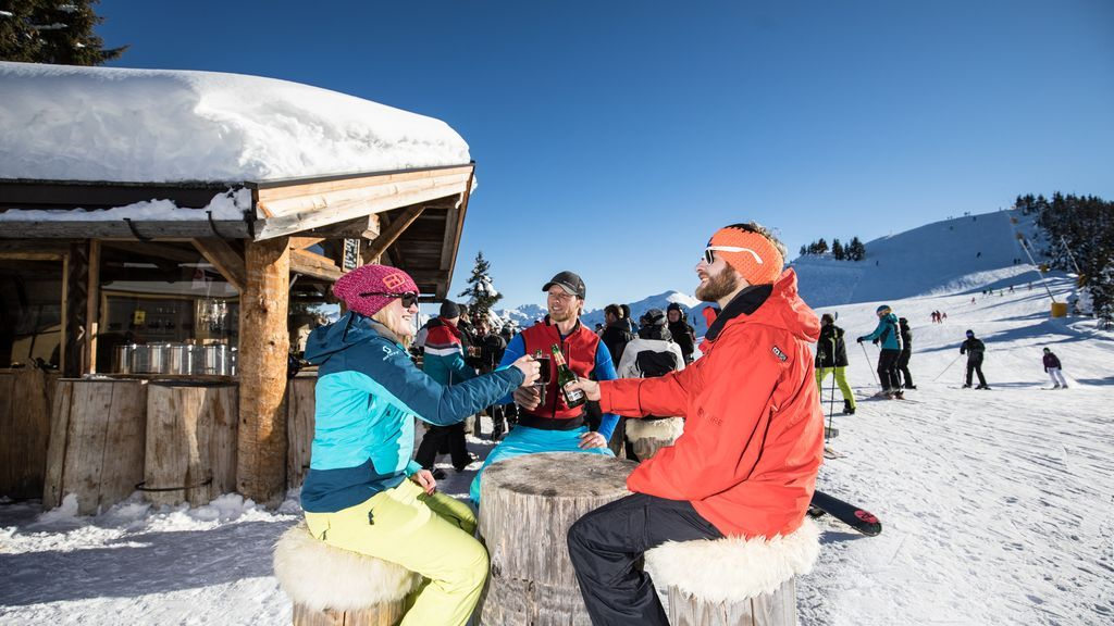 Ski Juwel Alpbachtal Wildschönau Apres Ski - Wildschoenau Tirol