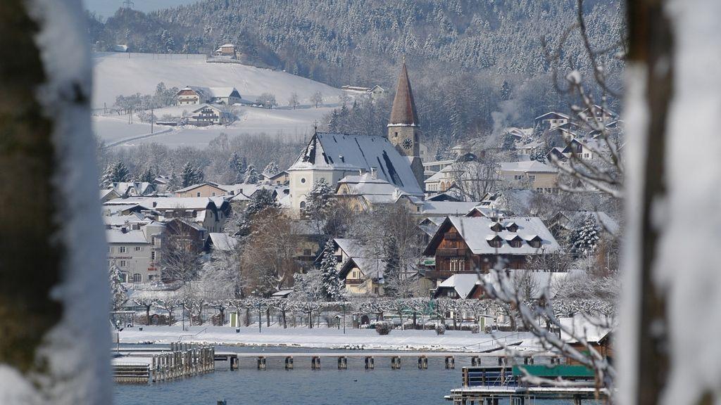 Winter in Altmünster - © Ferienregion Traunsee