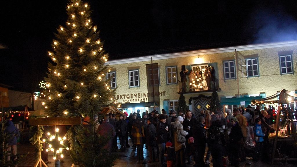 Adventmarkt Altmünster - © Marktgemeinde Altmünster