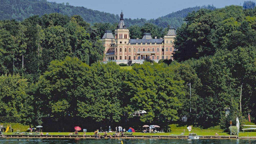Schloss Traunsee © Ferienregion Traunsee