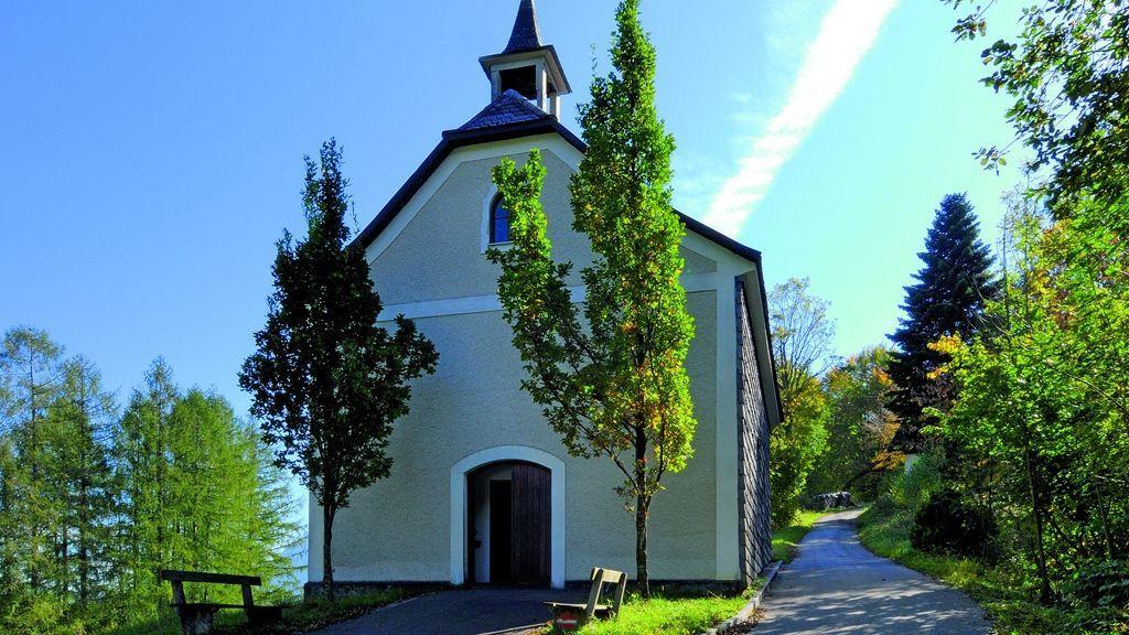 Kalvarienbergkirche - © Ferienregion Traunsee