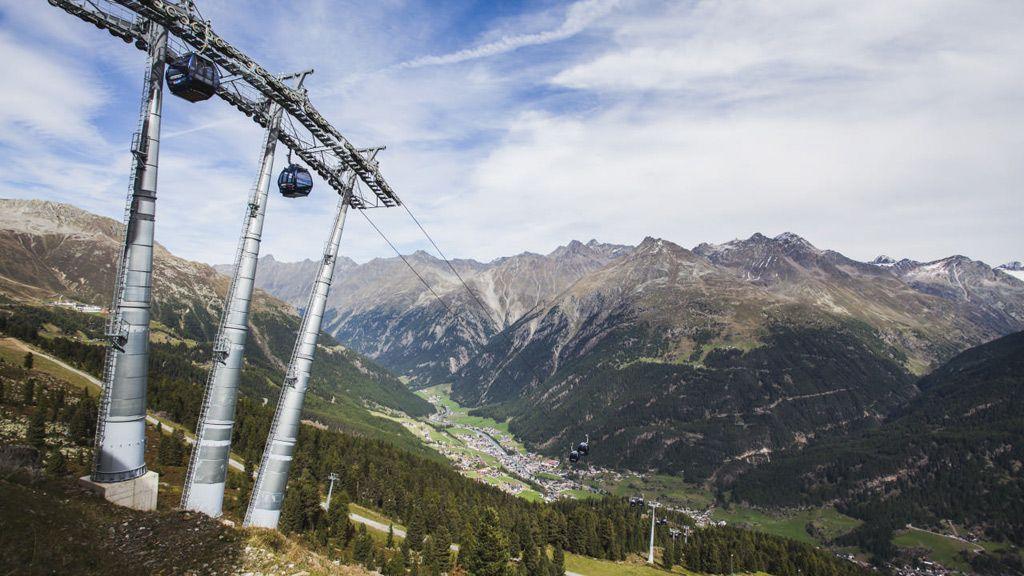 Gaislachkoglbahn - Foto: Ötztal Tourismus/Christoph Schöch