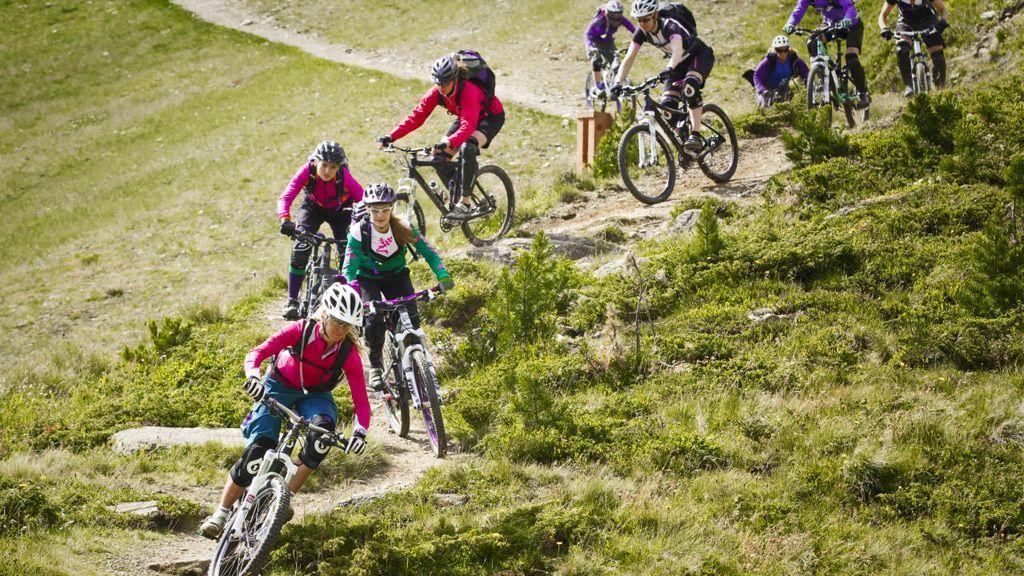 Sölden Bike Camp - Foto: Ötztal Tourismus/Maria Knoll