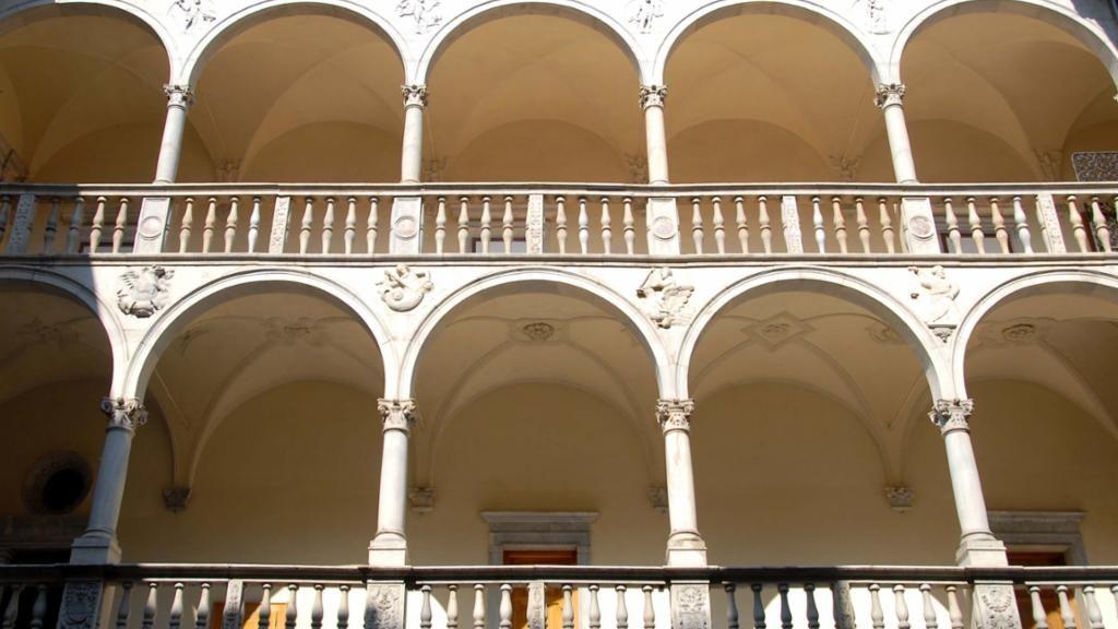 Arkaden Schloss Porcia - Spittal a.D. Kaernten