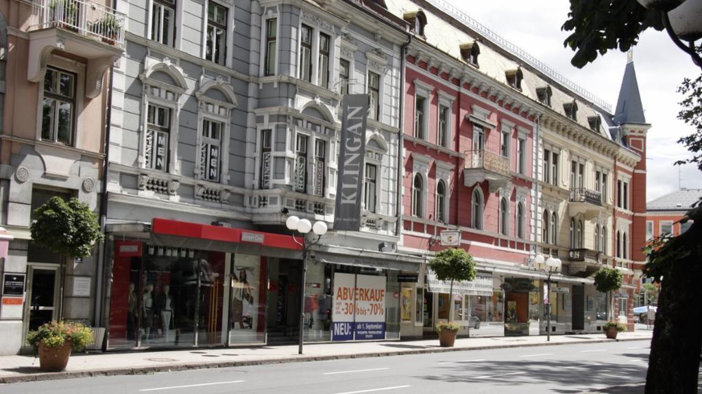Spittal town center - Spittal  a.D. Carinthia